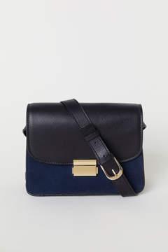 H&M Leather Shoulder Bag - Black