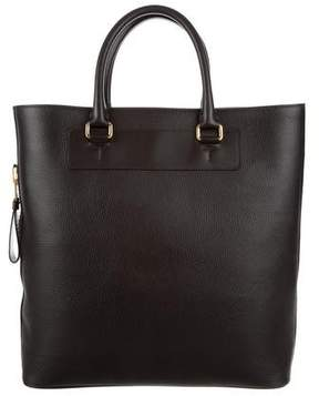 Tom Ford Leather Weekend Bag