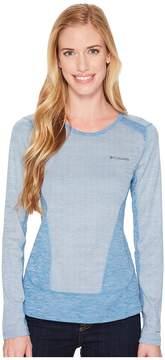Columbia Solar Chill Long Sleeve Shirt Women's Long Sleeve Pullover