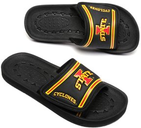 NCAA Adult Iowa State Cyclones Flip-Flops
