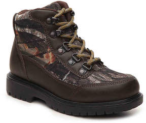 Deer Stags Boys Hunt Youth Boot