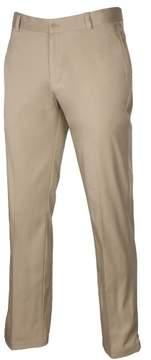 Nike Men's Dri-Fit Flat Front Golf Pants-Beige-36 X 30