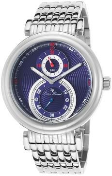 Lucien Piccard Polaris Dual Time Men's Watch 10618-33