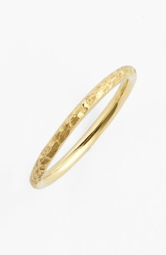 Bony Levy Women's Hammered 14K Gold Midi Ring (Nordstrom Exclusive)