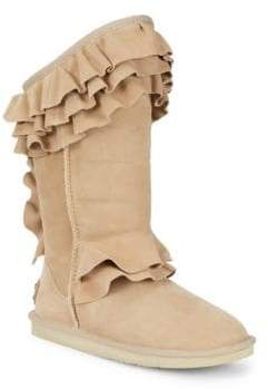 Australia Luxe Collective Chapel Tall Ruffle Boots