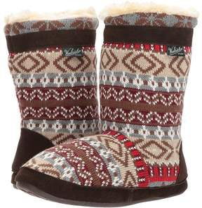 Woolrich Whitecap Knit Boot Women's Slippers