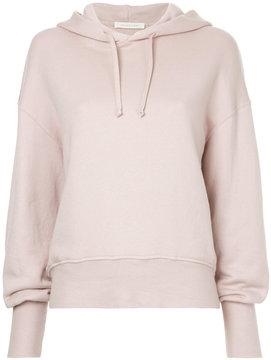ESTNATION textured hoodie
