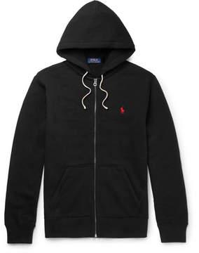 Polo Ralph Lauren Jersey Zip-Up Hoodie