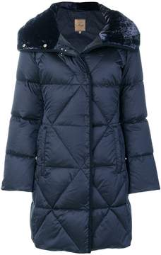 Fay quilted padded parka