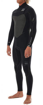 Billabong Xero Furnace 403 Chest-Zip Hooded Full Wetsuit - Men's