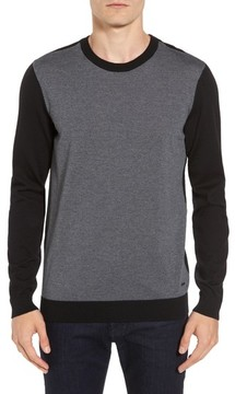 BOSS Men's Nauro Wool Sweater