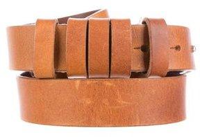 Maison Margiela Smooth Leather Belt