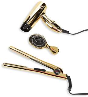 Chi Air Classic Hairstyling 1 Iron with Mini Dryer & Mini Brush