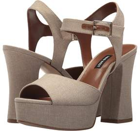Nine West Wilmarie Platform Heel Sandal Women's Shoes