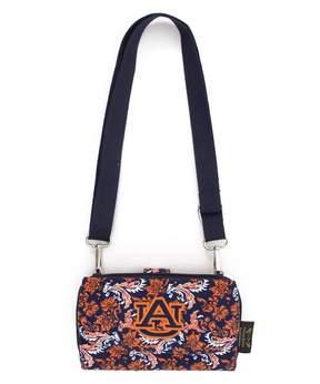 NCAA Auburn Tigers Bloom Crossbody Wallet