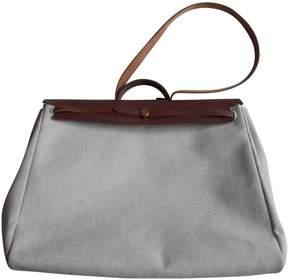 Hermes Herbag cloth 48h bag - ECRU - STYLE