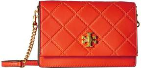 Tory Burch Georgia Turn-Lock Mini Bag Bags - SPICY ORANGE - STYLE
