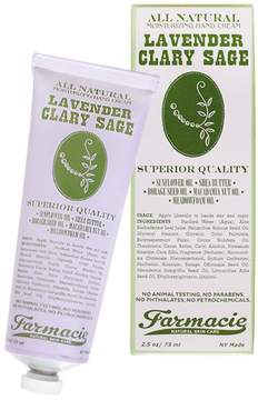 Smallflower Soap + Paper Factory Farmacie Hand Cream Lavender Clary Sage by Soap + Paper Factory (2.5oz Cream)