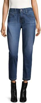 AG Adriano Goldschmied Women's Cotton Ex-Boyfriend Slim Jeans