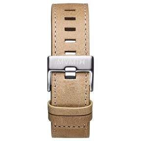MVMT Mens Chrono 45mm Series 22mm Sandstone Leather
