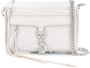 Rebecca Minkoff Mini M.A.C shoulder bag - NUDE & NEUTRALS - STYLE