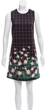 Erin Fetherston ERIN by Printed Neoprene Dress