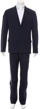 Marc Jacobs Seersucker Two-Piece Suit