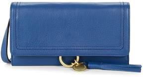 Cole Haan Women's Fantine Leather Smartphone Crossbody Bag