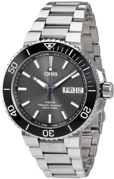 Oris Hammerhead Automatic Grey Dial Men's Watch
