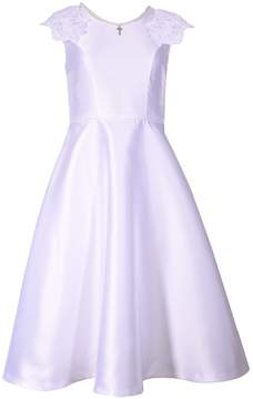 Bonnie Jean Girls 7-16 Mikado Dress
