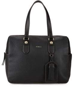 Furla Emma Classic Leather Satchel