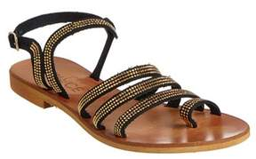 Cocobelle Sicily Leather Sandal.
