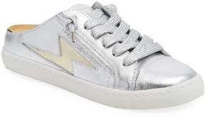 Dolce Vita Women's Z Bolt Metallic Low-Top Sneaker
