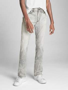 Gap Special Edition Acid Wash Jeans in Slim Fit with GapFlex