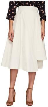 J.o.a. Asymmetric Flare Skirt Women's Skirt