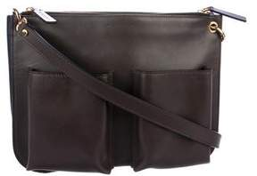 Marni Bicolor Bandoleer Messenger Bag