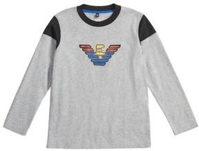 Armani Junior Boy's Logo T-Shirt