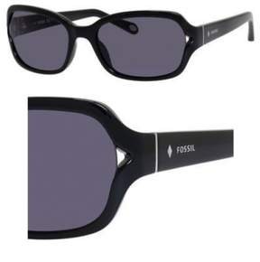 Fossil 3021/S Sunglasses 0D28 55 Black (OR gray