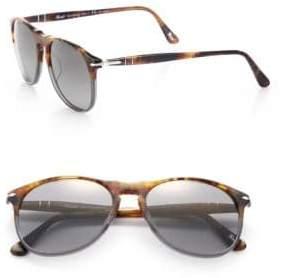 Persol 55MM Pilot Sunglasses