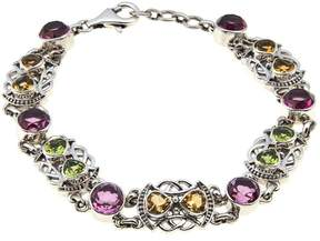 Celtic Nicky Butler Collection Multigemstone Knot Bracelet