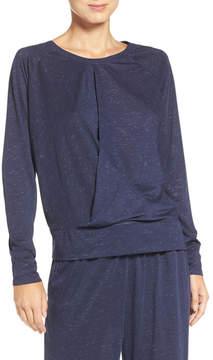 Daniel Buchler Metallic Pullover