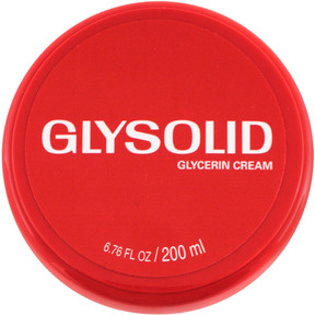 Glycerin Cream by Glysolid (6.8oz Cream)