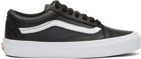 Vans Black OG Old Skool LX VL Sneakers