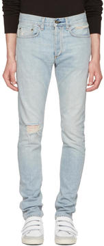 Rag & Bone Indigo Fit 2 Jeans