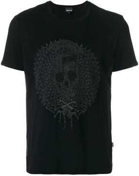 Just Cavalli skull print T-shirt