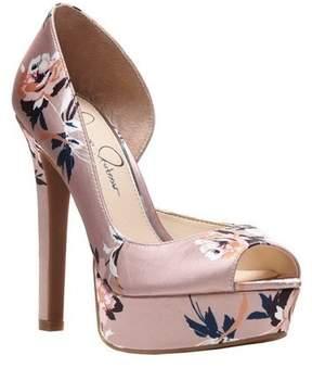 Jessica Simpson Women's Martella High Heel D'Orsay Pump