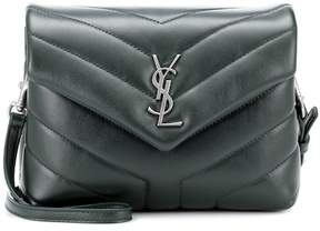 Saint Laurent Toy Loulou leather shoulder bag
