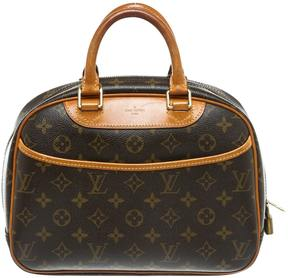 Louis Vuitton Tivoli satchel - BROWN - STYLE