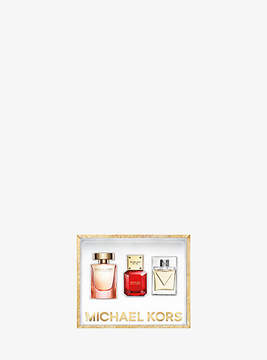 Michael Kors Mini Eau De Parfum Set