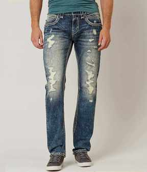 Rock Revival Nadlo Slim Straight Stretch Jean